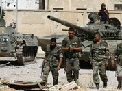 Quân đội Syria còn cách nhà máy nước cung cấp cho Damascus 500 m