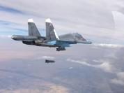 Không quân Nga tập kích dồn dập vào chiến tuyến IS ở Deir ezZor
