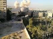 Phiến quân đánh bom đường hầm, tướng Syria thiệt mạng