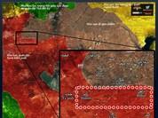 """""""Hổ Syria"""" tốc chiến, chiếm thêm địa bàn phiến quân ở đông Aleppo (video)"""