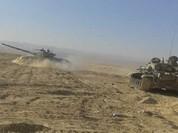 Quân đội Syria diệt 25 tay súng IS tại ngoại vi căn cứ chiến lược T-4