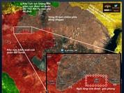 """""""Hổ Syria"""" đánh chớp nhoáng chiếm cứ điểm phiến quân ở Aleppo (video)"""