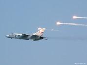 """Không quân Nga, Syria """"đi săn"""" phiến quân IS ở Palmyra, Deir Ezzor"""
