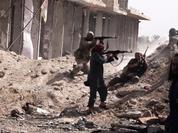 IS tiếp tục tiến hành cuộc tấn công ác liệt vào sân bay quân sự Deir Ezzor