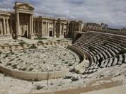 Kinh hoàng IS phá hủy nhà hát La Mã cổ đại ở Palmyra