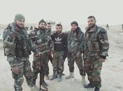 Chiến sự Palmyra: Quân đội Syria đột phá, đánh chiếm ngọn núi chiến lược (video)