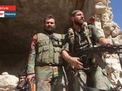 Quân đội Syria tập trung cụm binh lực lớn tấn công IS