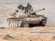 """""""Hổ Syria"""", Vệ binh cộng hòa tấn công cô lập IS ở Palmyra"""
