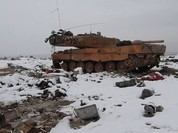 """IS """"hạ nhục"""" xe tăng Đức, Thổ mất 10 Leopard 2А4 ở chiến trường Syria"""