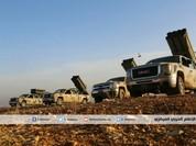 """""""Hổ"""" Syria dồn dập tiến công về thành phố Al-Bab, Aleppo"""