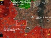 """""""Hổ Syria"""" chớp nhoáng chiếm thêm cứ điểm IS phía đông Aleppo"""