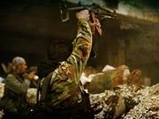 Toán quân IS tan xác trong trận phục kích tên lửa
