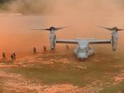 Giao chiến với Al-Qaeda Yemen, Mỹ mất trực thăng V-22 Osprey