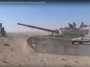 Quân đội Syria bẻ gãy một tấn công của IS vào sân bay T-4