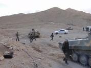Quân đội Syria đánh tan IS tấn công sân bay Damascus (video)