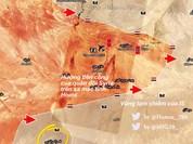 Quân đội Syria đè bẹp phiến quân, đánh chiếm địa bàn then chốt ở Homs (video)