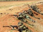 Chiến sự Syria: Vệ binh cộng hòa phục kích phiến quân ở ngoại vi Damascus