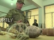 Quân đội Nga giúp rà phá bom mìn ở Aleppo