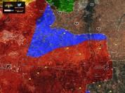 """""""Hổ Syria"""" quét sạch IS, chiếm 30 làng phía đông Aleppo"""