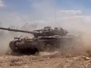 Chiến sự Palmyra: Quân đội Syria đánh chiếm mỏ khí đốt từ tay IS