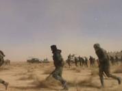 Quân đội Syria diệt hàng chục tay súng IS ở ngoại ô Damascus (Video)