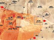 Chiến sự Palmyra: Quân đội Syria dồn dập đánh chiếm cứ địa phiến quân (video)