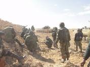 Chiến sự Syria: Quân Assad diệt hàng loạt phiến quân IS ở ngoại vi Damascus