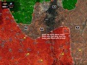 """Hổ Syria"" đánh chiếm thêm cứ điểm IS tại Al-Bab, Aleppo"