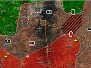 """""""Hổ Syria"""" khống chế đường tiếp vận của IS vào Al-Bab, Aleppo"""