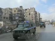 Video Syria: Lính quân cảnh Chechnya ở tử địa Aleppo