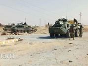Chiến sự Syria: Quân đội Syria tấn công dữ dội IS, Thổ quân ta đánh quân mình