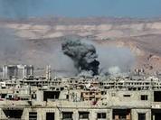 Vệ binh Cộng hòa tấn công thị trấn Jobar, ngoại ô Damascus (video)