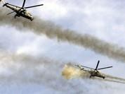 Quân đội Syria, không quân Nga tiêu diệt gần 5.000 mục tiêu IS