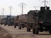 Chiến sự Syria: Nga không kích nhầm, 3 lính Thổ Nhĩ Kỳ thiệt mạng