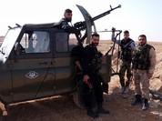 Quân đội Syria tiếp tục tiến đánh IS gần Palmyra (video)