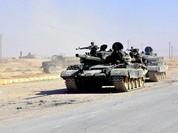 Chiến sự Palmyra: Cận cảnh quân đội Syria phản công IS, tái chiếm thành cổ