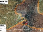 Quân đội Syria tiến chiếm thị trấn chiến lược Tadef, Thổ Nhĩ Kỳ tấn công sào huyệt IS