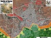 Quân đội Syria đẩy lùi cuộc tấn công của Al-Qaeda Syria trong thành phố Daraa