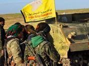 """IS đánh lui dân quân người Kurd ở """"thủ đô"""" Raqqa"""