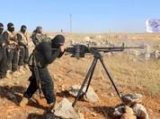 Quân đội Syria thua trận ở thành phố Daraa