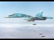 Chiến sự Syria: Không quân Nga-Syria ồ ạt tấn công IS ở đông Aleppo