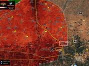 """Trận chiến đông Aleppo: """"Hổ Syria"""" chiếm cứ điểm IS, sắp tấn công thị trấn chiến lược"""
