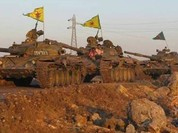 """Chiến sự Syria: Dân quân Kurd tiến công phong tỏa """"thủ đô"""" IS"""