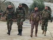 """""""Hổ Syria"""" tốc chiến chiếm 8 làng ở đông Aleppo một tuần (video)"""