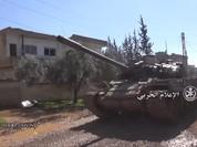 Chảo lửa Daraa: Quân Assad hỗn chiến với IS và phiến quân Hồi giáo