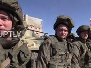 """Quân Nga kết thúc """"đuổi tử thần"""" ở đông Aleppo"""