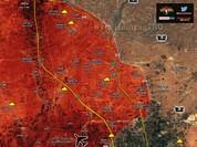 """Chiến sự đông Aleppo: """"Hổ Syria"""" tấn công diệt hàng chục phiến quân IS (video)"""