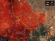 """""""Hổ Syria"""" đánh chiếm thêm 2 cứ địa, cắt tiếp tế thị trấn IS ở đông Aleppo"""