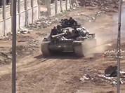 Vệ binh Syria tấn công giải phóng vùng ngoại ô Aleppo