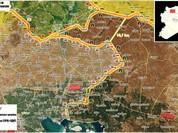"""""""Hổ Syria"""" tấn công vũ bão IS, một tuần đánh chiếm 600 km2 lãnh thổ"""